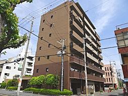 大阪府大阪市平野区加美正覚寺4丁目の賃貸マンションの外観