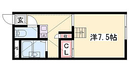 西飾磨駅 3.5万円