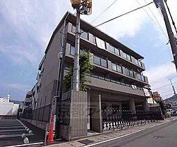 京都府京都市山科区小山北溝町の賃貸マンションの外観