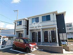JR山陽本線 明石駅 バス15分 漆山下車 徒歩3分の賃貸アパート