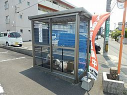 宮崎県宮崎市新別府町の賃貸マンションの外観