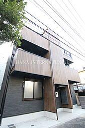 ルネコート五反野弐番館[3階]の外観
