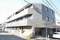 埼玉県所沢市喜多町の賃貸マンションの外観