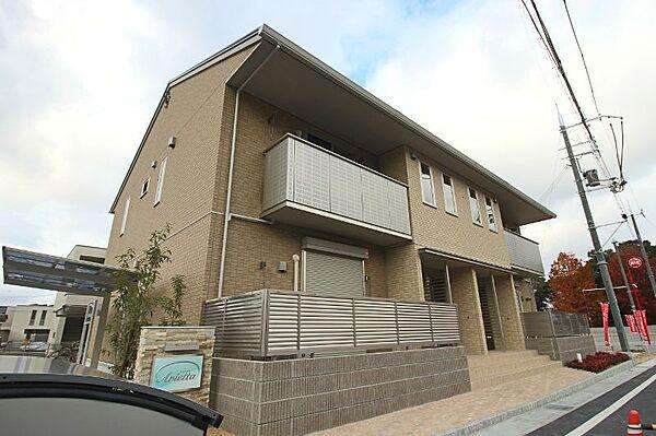 滋賀県大津市大江1丁目の賃貸アパートの画像