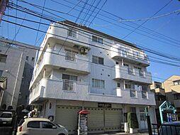 埼玉県川口市中青木1丁目の賃貸マンションの外観