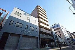 ニューシティアパートメンツ円上町[4階]の外観