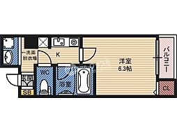 京橋駅 5.5万円