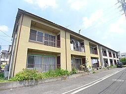 第二諏訪木荘[2-14号室]の外観