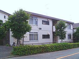 和田ハイツ[202号室]の外観