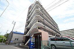 リバーサイド前田[4階]の外観