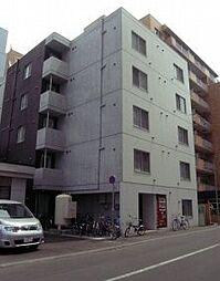 ネット無料Prestige Sapporo[1階]の外観