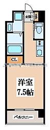グランドゥーエ永和駅前[5階]の間取り