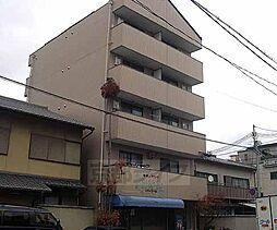 京都府京都市北区平野鳥居前町の賃貸マンションの外観