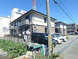 兵庫県加古川市尾上町旭3の賃貸アパートの外観