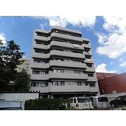 北海道札幌市中央区南四条西15丁目の賃貸マンションの外観