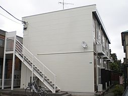 神奈川県相模原市南区東大沼4の賃貸アパートの外観