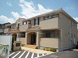 愛知県春日井市上条町6丁目の賃貸アパートの外観