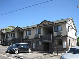 長崎県諫早市金谷町の賃貸アパートの外観