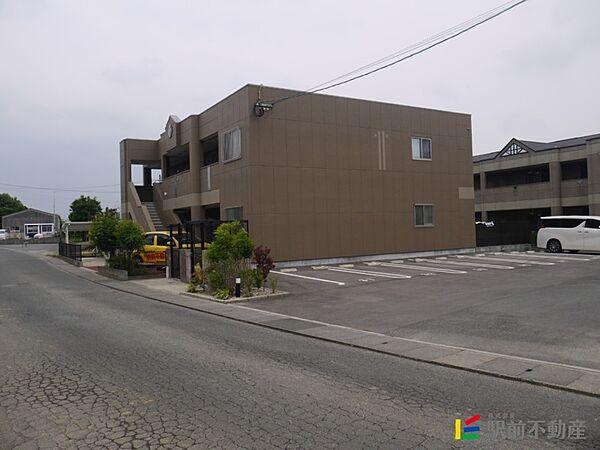 フェリーチェⅡ[1階]の外観