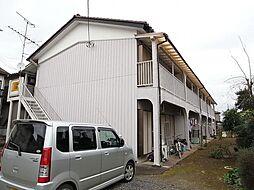 コーポ日勝[2階]の外観