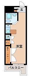 ラ・パルフェ・ド・国見[1階]の間取り