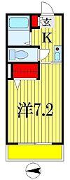 Maison SAKURA[2階]の間取り