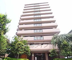 京都府京都市右京区西京極中沢町の賃貸マンションの外観
