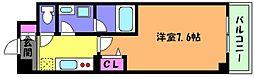 FlareCourt甲南[2階]の間取り
