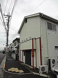 東京都八王子市台町1の賃貸アパートの外観