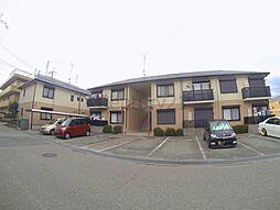 兵庫県伊丹市西野3丁目の賃貸アパートの外観