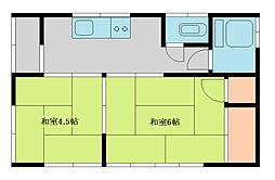 [一戸建] 神奈川県厚木市林2丁目 の賃貸【神奈川県 / 厚木市】の外観