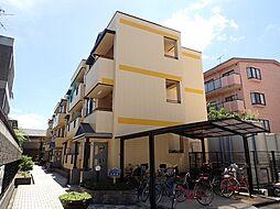 サンライズ加茂壱番館[3階]の外観