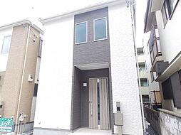 [一戸建] 兵庫県神戸市東灘区御影石町2丁目 の賃貸【/】の外観
