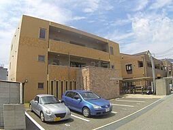 兵庫県宝塚市宮の町の賃貸マンションの外観