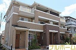 大阪府大阪市平野区長吉六反5丁目の賃貸アパートの外観