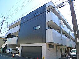 埼玉県川口市三ツ和3丁目の賃貸マンションの外観