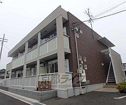 大阪府枚方市藤阪元町2丁目の賃貸マンションの外観