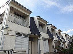 [テラスハウス] 千葉県松戸市新松戸7丁目 の賃貸【/】の外観