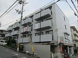 京都ノーザンフラット[308号室]の外観