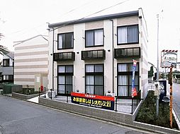 東京都町田市金森3丁目の賃貸アパートの外観