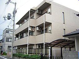 兵庫県西宮市荒戎町の賃貸マンションの外観