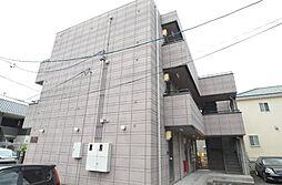 愛知県名古屋市中川区高畑4丁目の賃貸アパートの外観