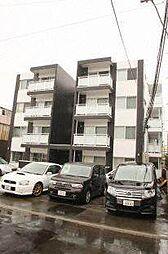 モルティーニ東札幌[2階]の外観