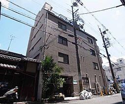 京都府京都市中京区少将井御旅町の賃貸マンションの外観