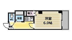 オーナーズマンション友井[5階]の間取り