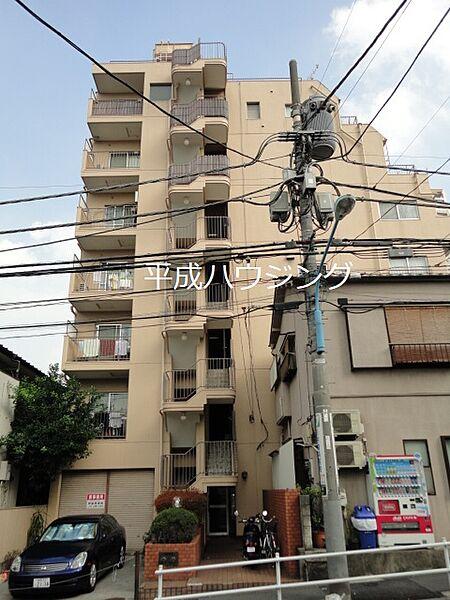 清亜マンション[402号室]の外観