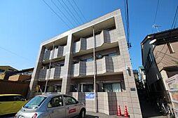 愛知県名古屋市港区入場1丁目の賃貸アパートの外観