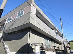 大地屋ビル[201号室]の外観