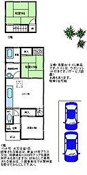 [一戸建] 福岡県糸島市篠原西3丁目 の賃貸【福岡県 / 糸島市】の間取り