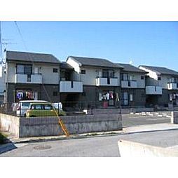 福岡県北九州市八幡西区木屋瀬1丁目の賃貸アパートの外観